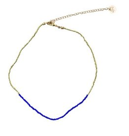 Necklace Napa-Cobalt