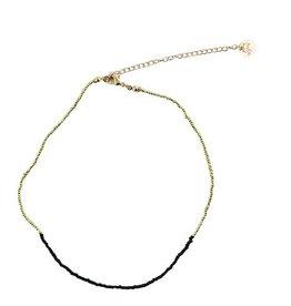 Necklace Napa-Black