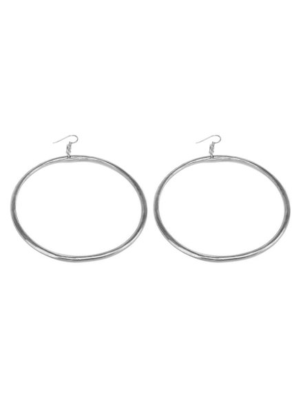 EARRINGS CERCLE GM