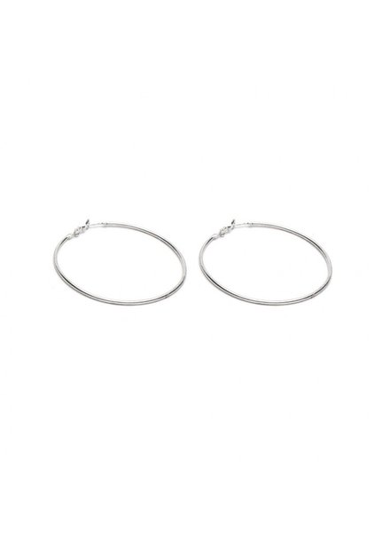 OVERSIZE HOOPS EARRINGS