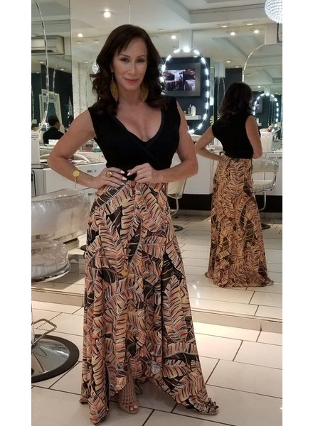 Maxi Dress By Claudia Orozco