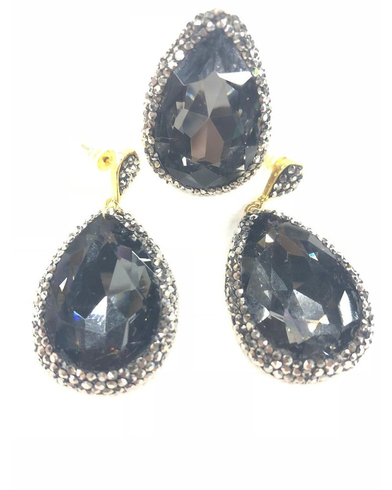 Black Crystal set