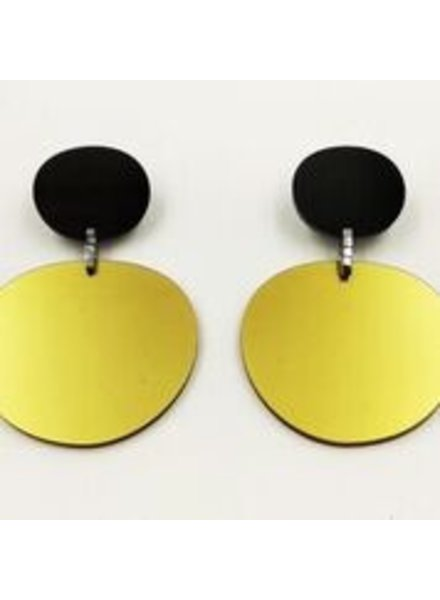 Earrings Plexi Glass
