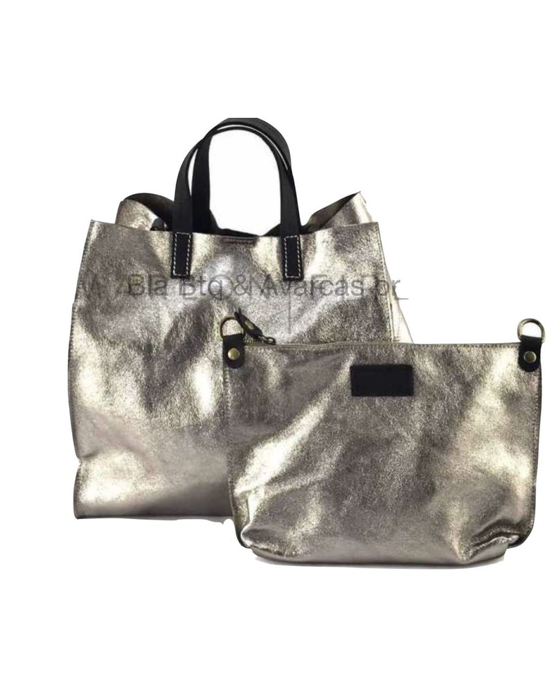 Double Metallic Bag