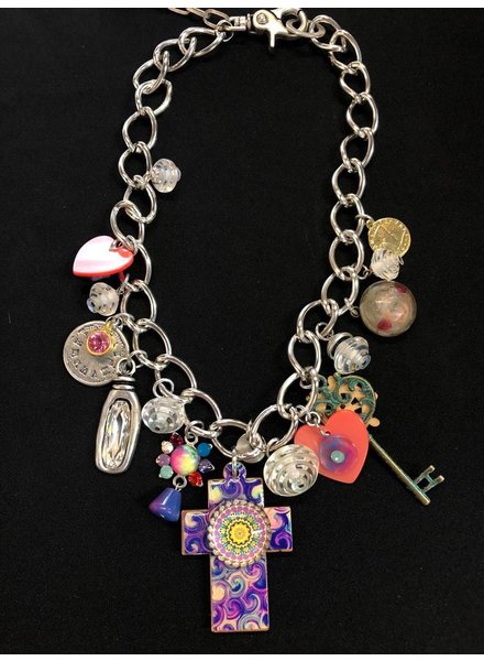 Gysy Cross Necklace
