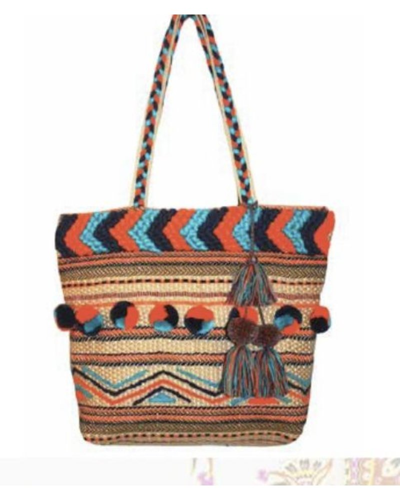 Beach Bag Oversized Tote