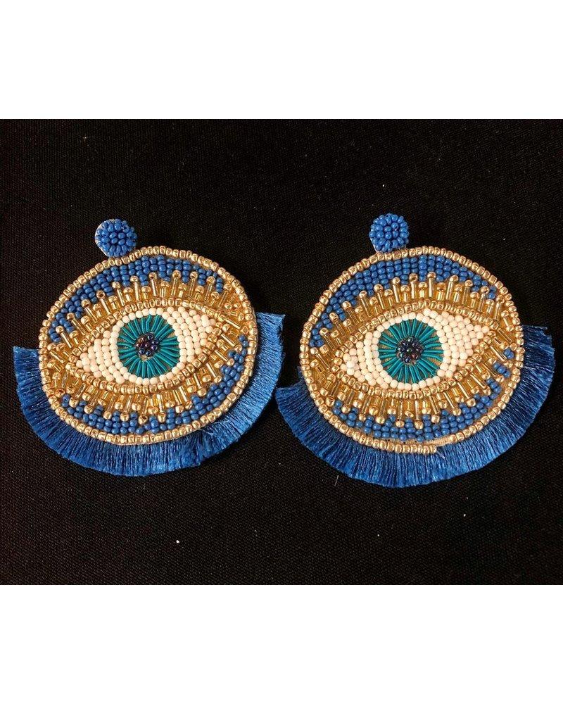 Bead Hand Made Earrings