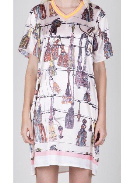Lightweight woven dress