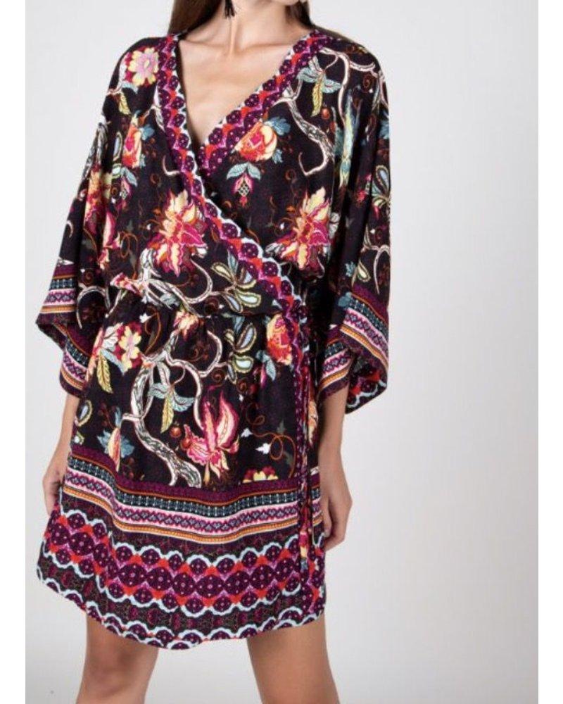 Bohemian kimono Dress