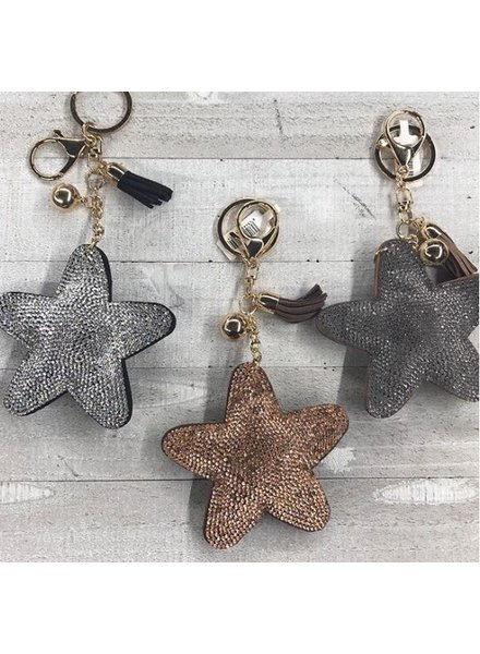 Key Chain Star