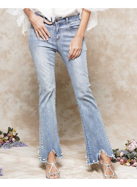 Pearl Point Trumpet Jean Pants
