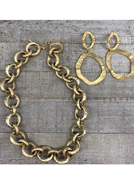 "20"" Gold Chain Necklace"