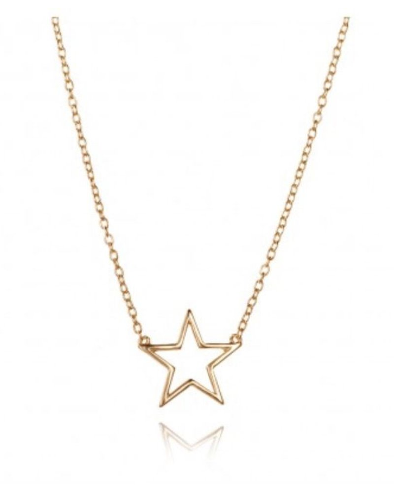 Gold Plated Star