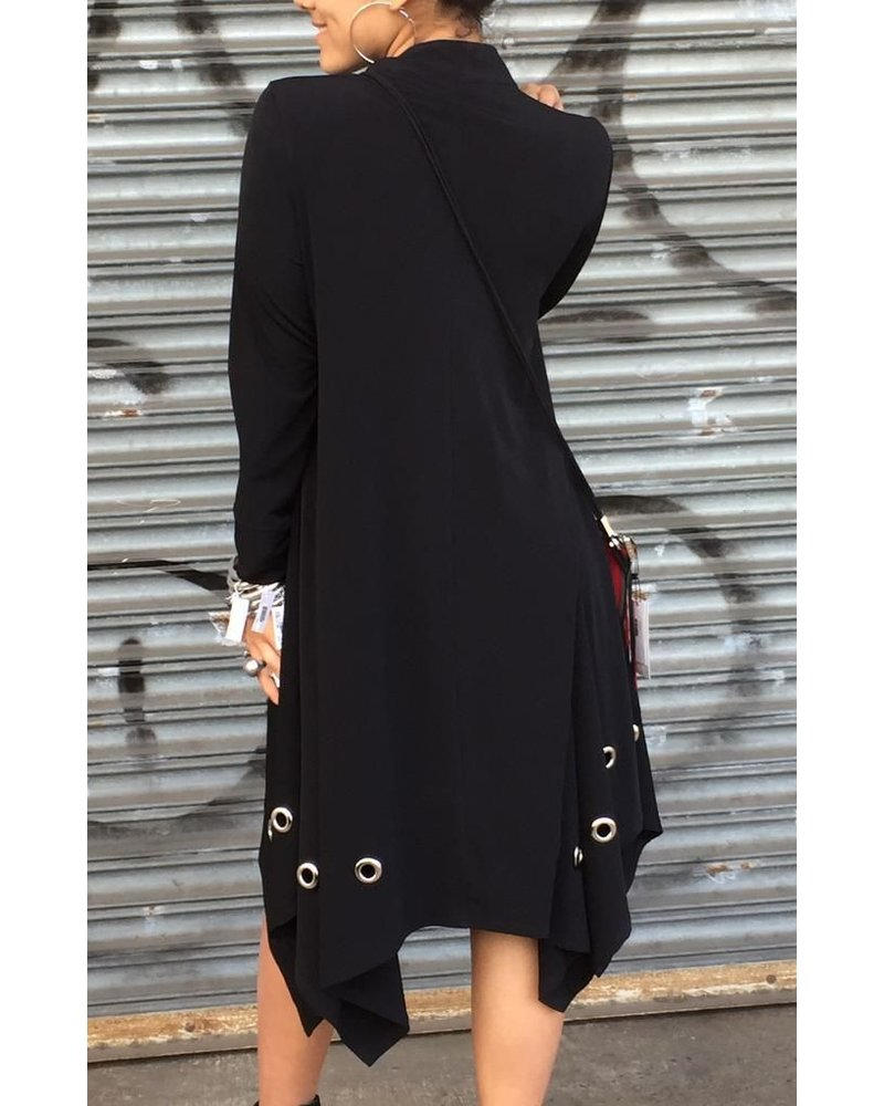 IC Collection Dress in Black