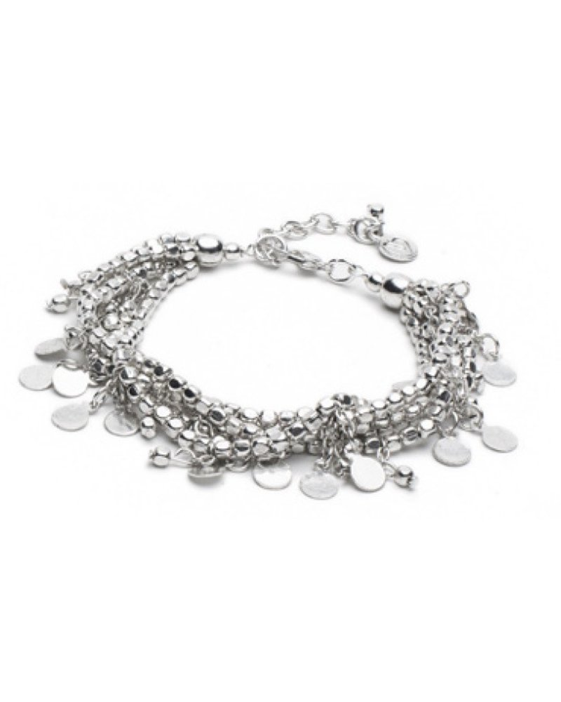 coins bracelets
