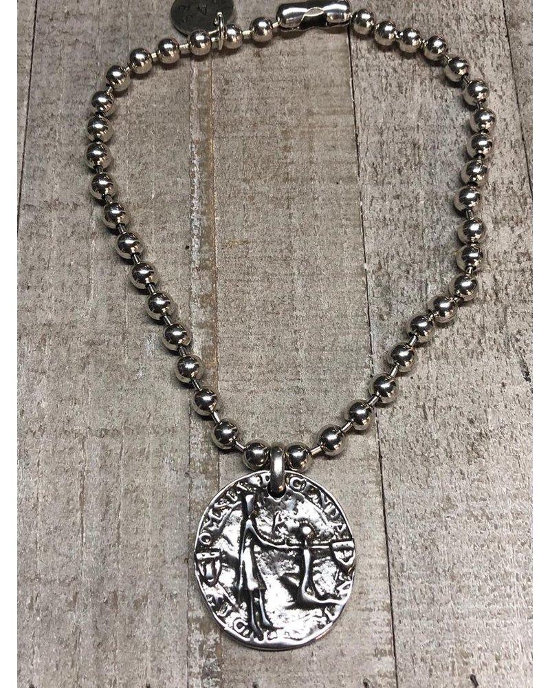 4 Soles Necklaces