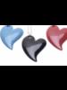 Collar largo corazon