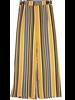 Pantalones rayas amarillo