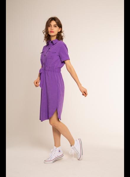 Vestido violeta