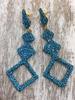Long Crystals earrings