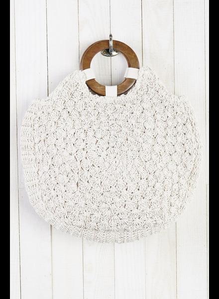 Handmade Macrame Bag