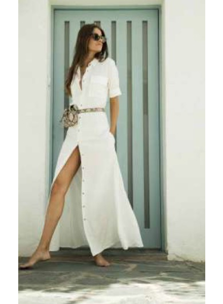 White Heaven Dress