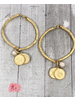 4 Amores Brazalet Coins