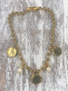 4 Soles Coin Necklace