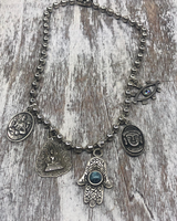 Budah 4 Soles Necklace