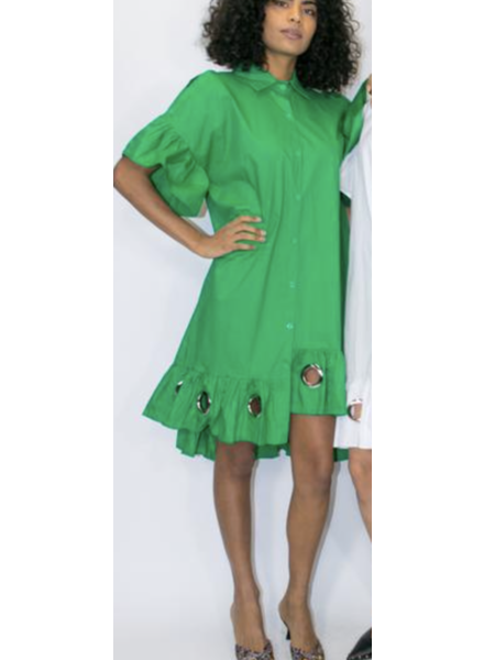 Tunic Dress Green