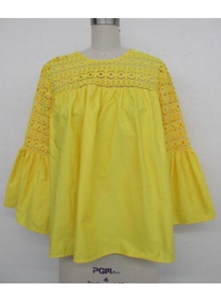 Louvre Yellow Top