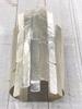 Brass Silver Plated Cuff