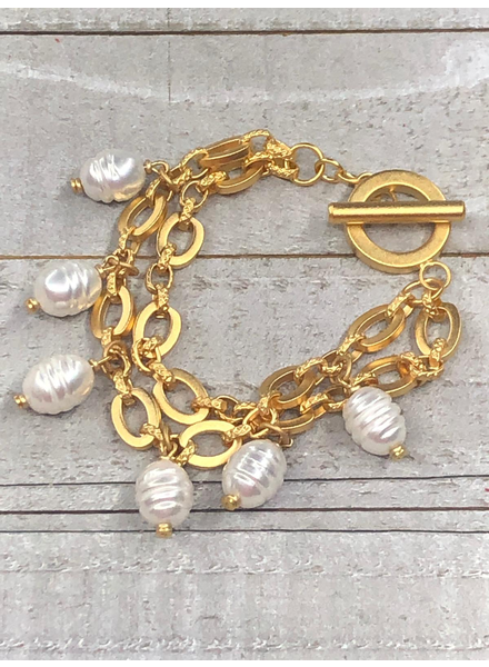 Double Chain/pearl