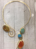 Choker  Native Stone