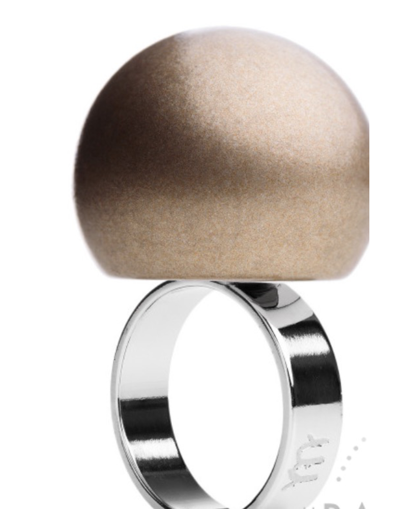 Metallic Ring