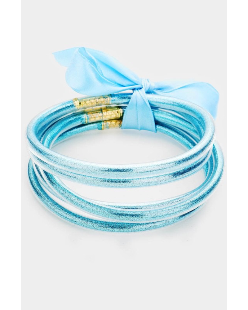 Jelly Bangle Bracelet