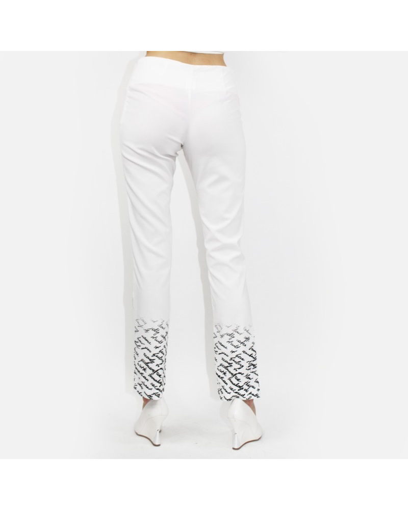 Printed Bottom Pants