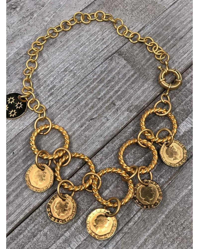 collar monedas by 4 soles
