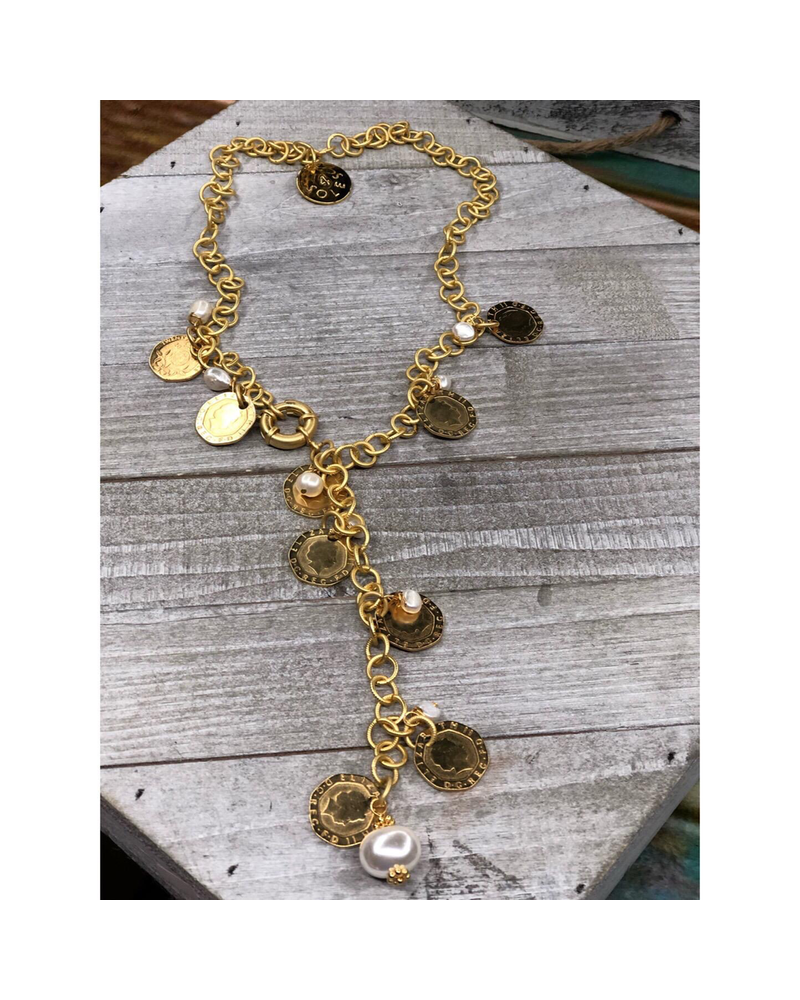 Multi coins and Pearls
