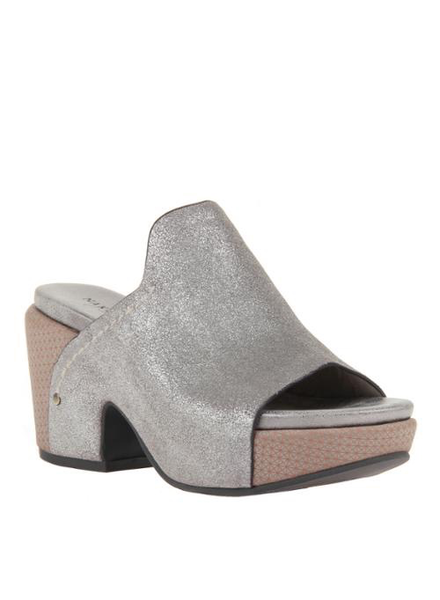 metallic grey silver is a platform