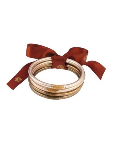 Fawn All Weather Gold Bangles