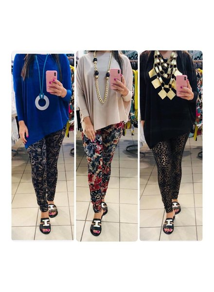 leggins high quality print