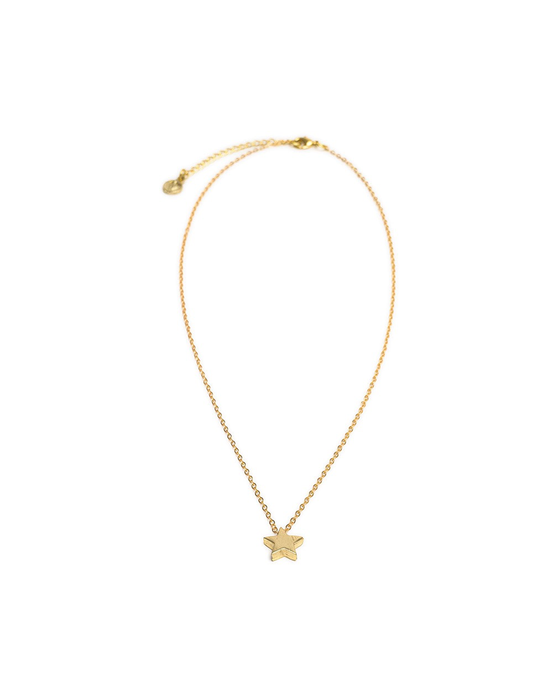 FULL STAR SHORT NECKLACE
