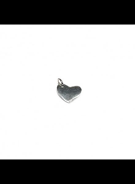 PENDANT HEART FLAT
