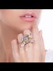 crystal sensitivity ring - alma alto summer collection