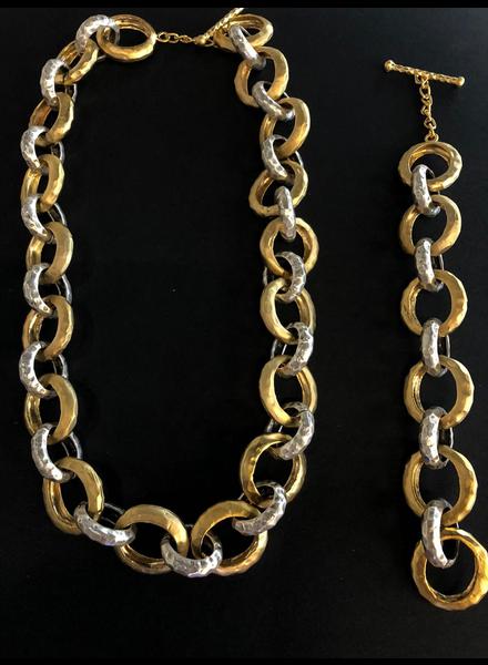 Mix Chain Brazelet