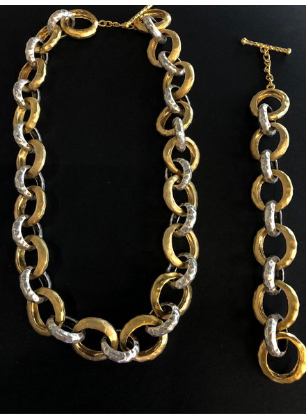 Mix Chain Necklace