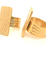 Gold Plated Rings