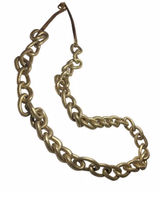 Cold Ceramic Long Chain Necklace