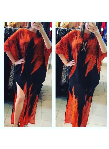 long tunic by carlota alfaro